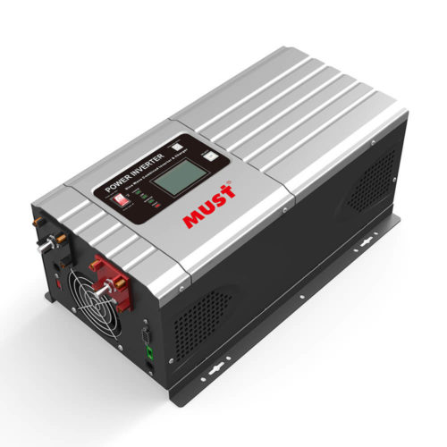 MUST INVERTER - EEP 3000 PRO - PURE SINE WAVE INVERTER 3000 Watts